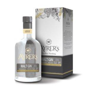 Ayers Malt Gin