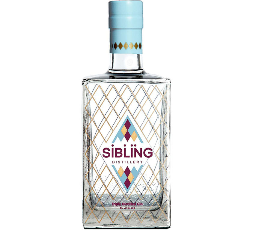 Sibling Triple Distilled Gin 0,7L 42%Vol