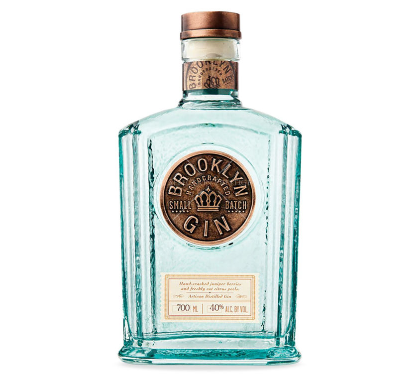 Brooklyn Gin 0,7l 40%Vol