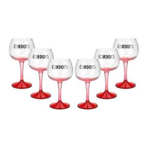 Gin Glas Set 6er Gordons