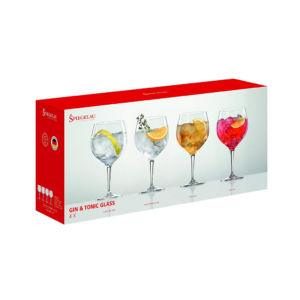 Gin Tonic Glas 4er Set