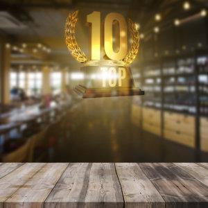 TOP 20 GIN CHARTS