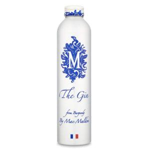 Burgundy M Gin