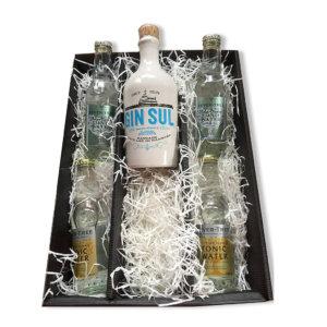 Geschenkbox Gin Sul