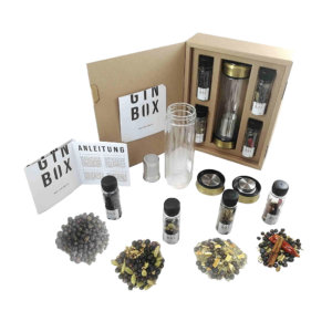 Gin Botanical Box 3