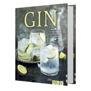 Gin Buch Geschichte