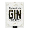 Gin Buch - Gin Flut
