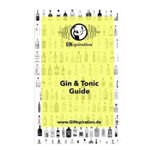 Gin Buch ginspiration