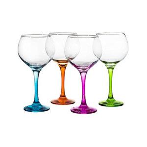 Gin Gläser 4 Farben