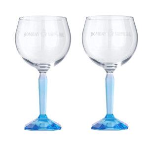 Gin Gläser Bombay