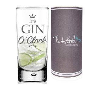 Gin Gläser Gin o Clock