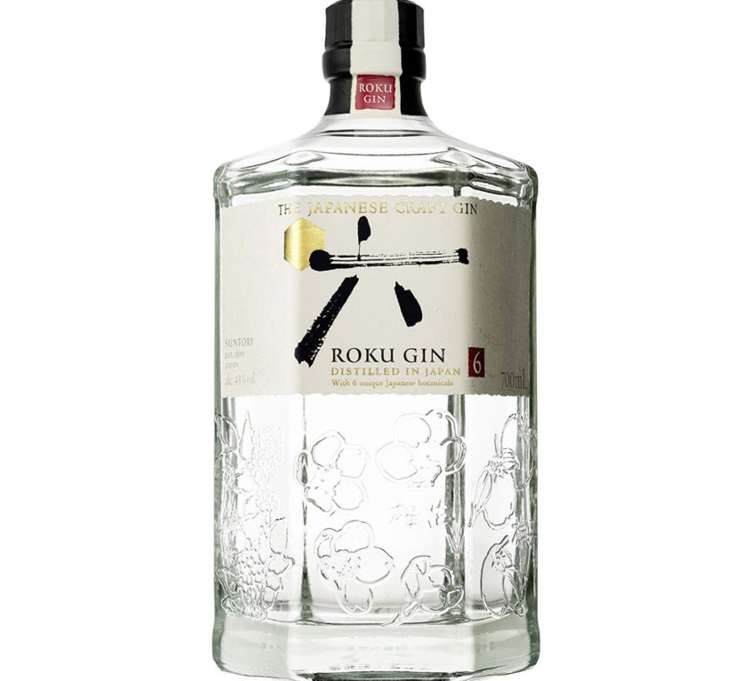 Roku Japanese Gin 0,7L 43%Vol