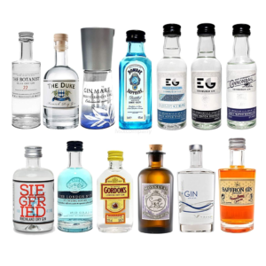 Gin Mini Tasting Set 13x