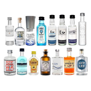Gin Mini Tasting Set 15x