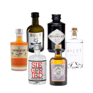 Gin Mini Tasting Set V1 6x