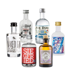 Gin Mini Tasting Set V2 6x