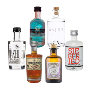 Gin Mini Tasting Set V3 6x