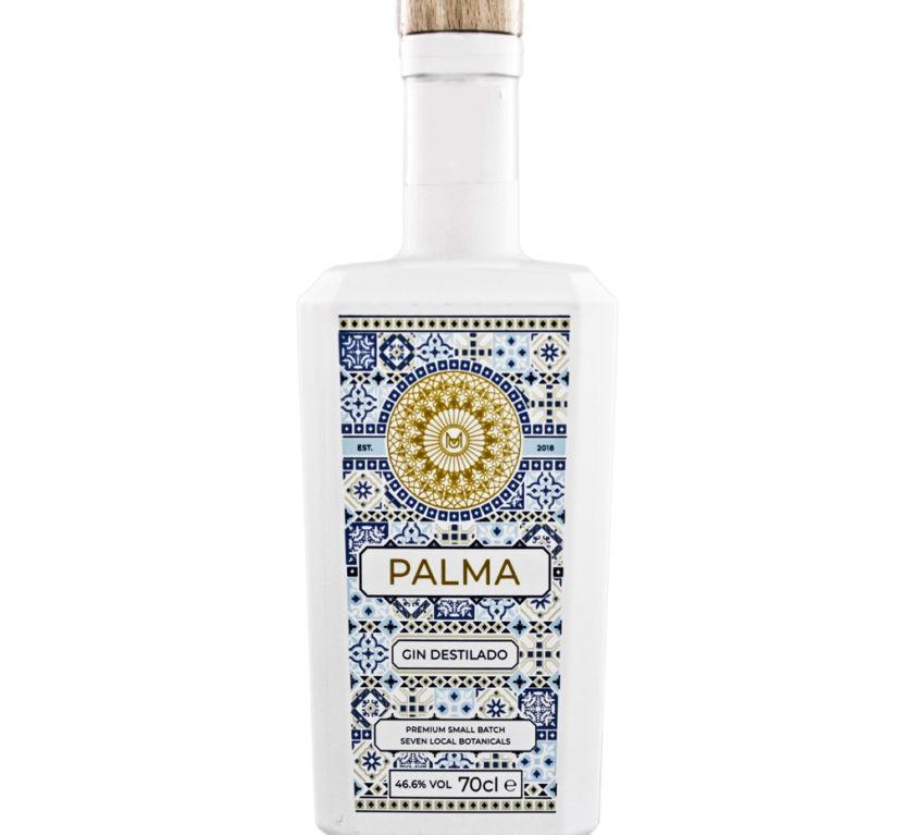 Palma Gin 0,7L 46,6%Vol