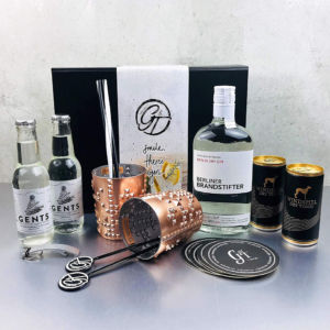 Berliner Brandstifter Set