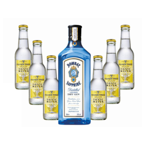 Bombay Tonic Set
