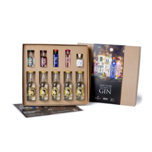 World of Gin Box