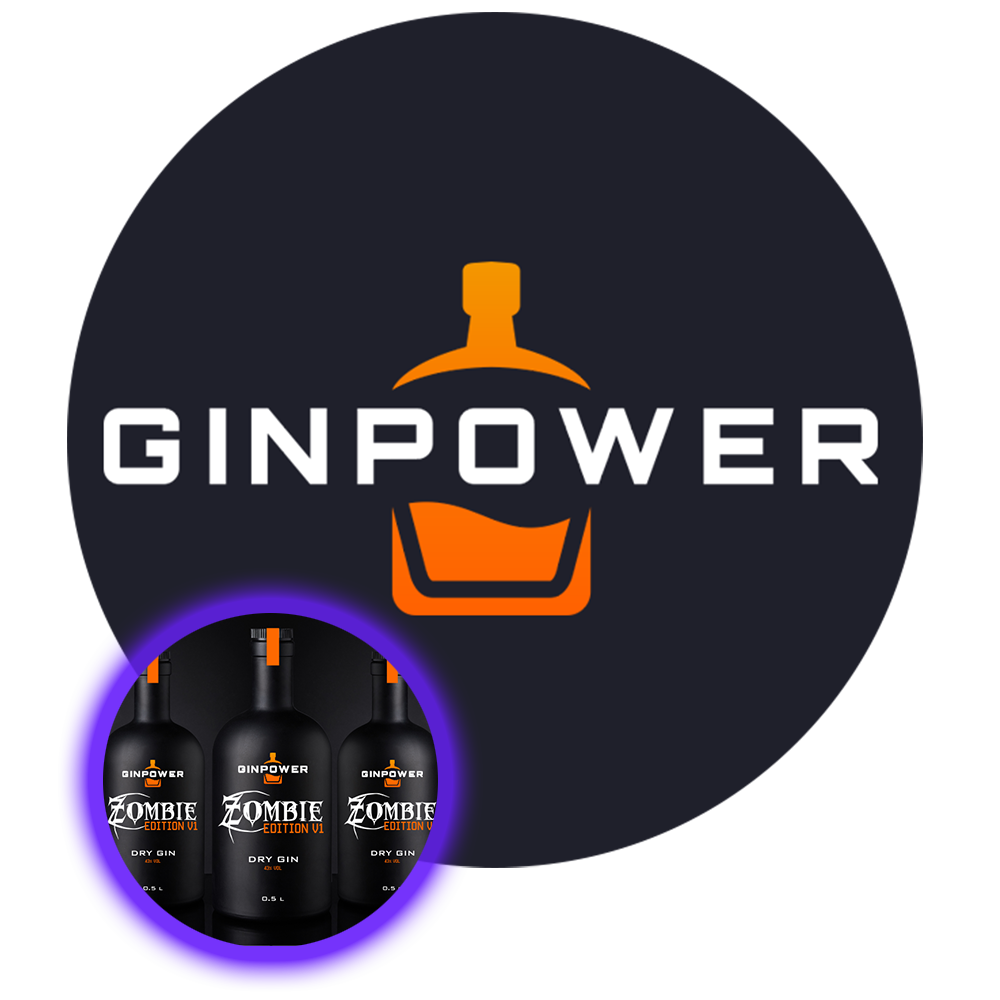 GINPOWER-Zombie Edition